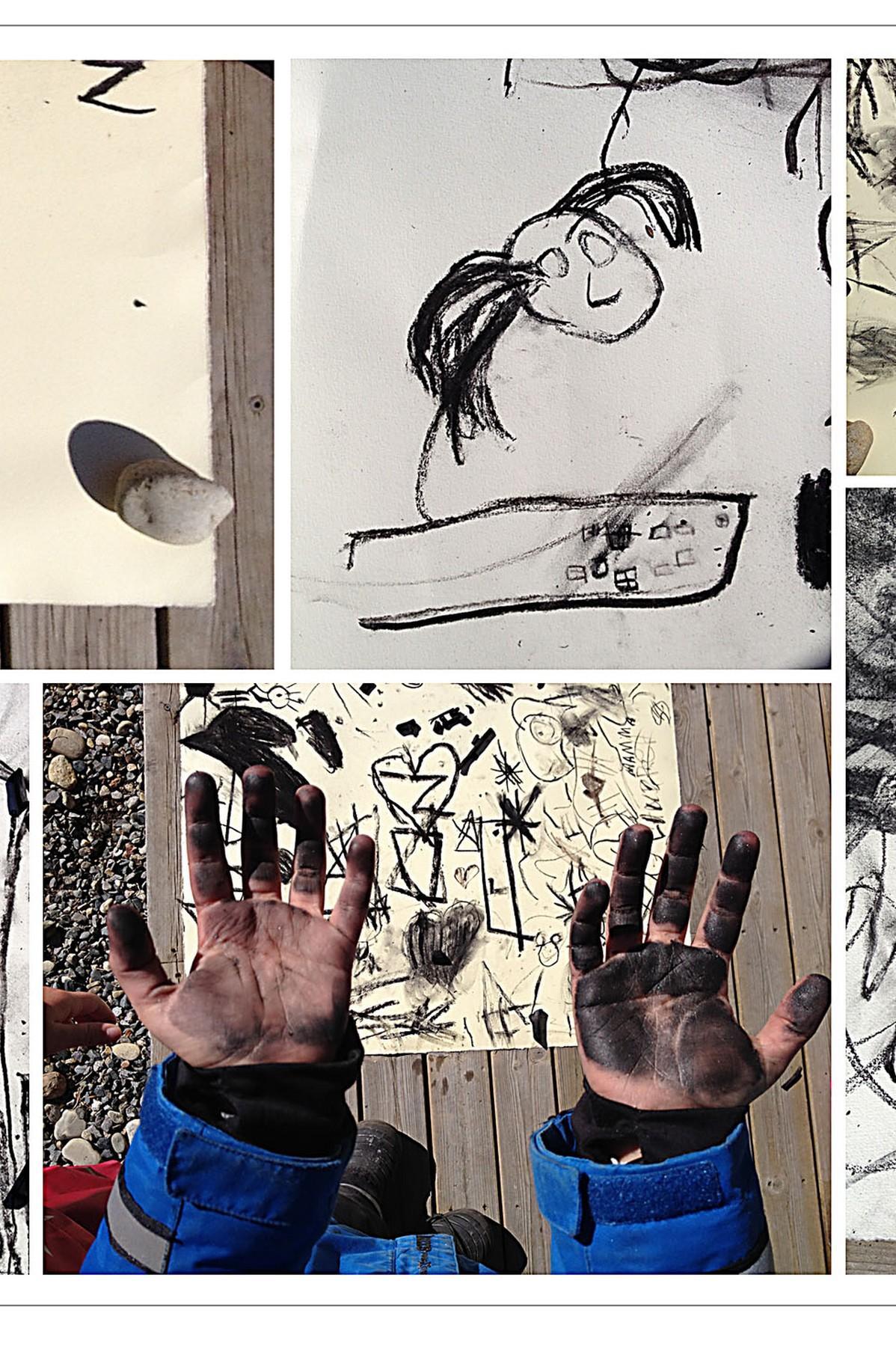 Header, Kunstverksted 2